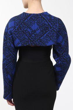 Болеро Saint Laurent                                                                                                              синий цвет