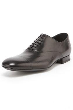 Туфли Saint Laurent                                                                                                              чёрный цвет