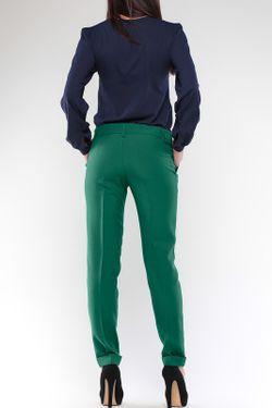 Брюки REBECCA TATTI                                                                                                              зелёный цвет