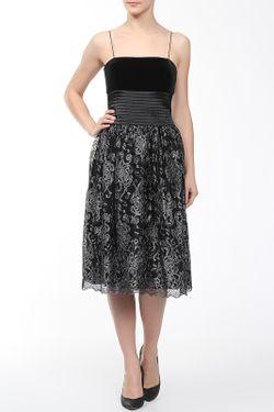 Платье Groupe Js                                                                                                              чёрный цвет