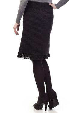 Юбка Vilatte                                                                                                              чёрный цвет