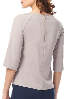 Блузка Vilatte                                                                                                              бежевый цвет