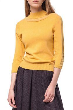 Джемпер Vilatte                                                                                                              желтый цвет