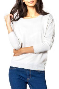Джемпер Vilatte                                                                                                              белый цвет