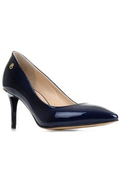 Туфли Giorgio Piergentili                                                                                                              синий цвет