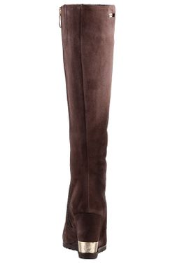 Сапоги Giorgio Piergentili                                                                                                              коричневый цвет