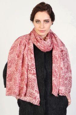Палантин Sophie Ramage                                                                                                              красный цвет