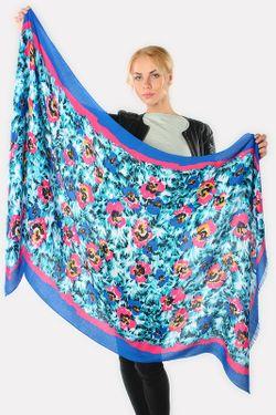 Палантин Sophie Ramage                                                                                                              синий цвет