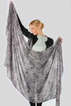 Палантин Sophie Ramage                                                                                                              серый цвет