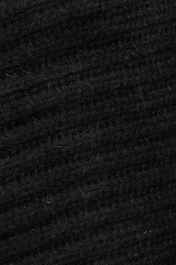 Накидка Ann Demeulemeester                                                                                                              чёрный цвет