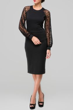 Платье BERENIS                                                                                                              чёрный цвет