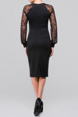 Платье BERENIS                                                                                                              черный цвет