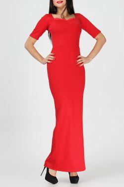 Платье BERENIS                                                                                                              красный цвет