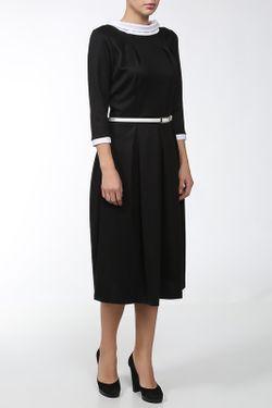 Платье Мадам Т                                                                                                              черный цвет