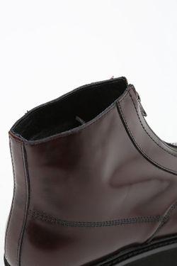 Ботинки Logan                                                                                                              красный цвет