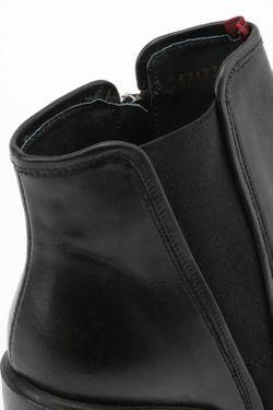 Ботинки Logan                                                                                                              черный цвет