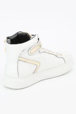Кроссовки Logan                                                                                                              белый цвет