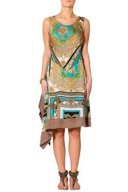 Платье Apart                                                                                                              голубой цвет
