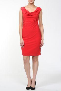 Платье M&L Collection                                                                                                              красный цвет