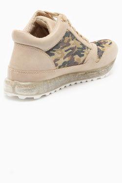 Ботинки Daze                                                                                                              бежевый цвет