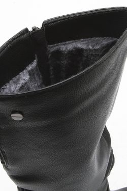 Сапоги Daze                                                                                                              черный цвет