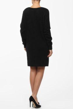 Платье Saint Laurent                                                                                                              черный цвет