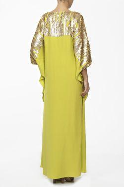 Платье JOSIE NATORI COUTURE                                                                                                              желтый цвет