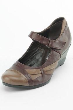 Туфли DAKKEM                                                                                                              многоцветный цвет