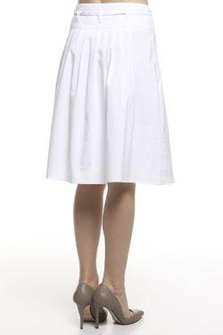 Юбка Giulia Rossi                                                                                                              белый цвет