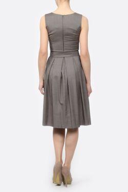 Платье C Отрезной Талией Yetonado                                                                                                              коричневый цвет