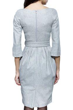 Платье BGL                                                                                                              серый цвет