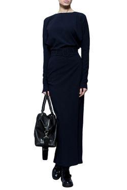 Платье BGL                                                                                                              синий цвет