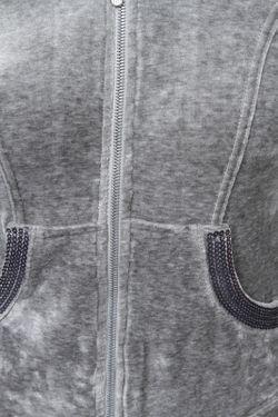 Велюровый Брючный Костюм Relax Mode                                                                                                              серый цвет