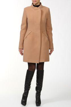 Пальто Фортуна                                                                                                              бежевый цвет
