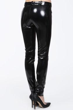 Брюки Versace                                                                                                              чёрный цвет