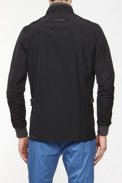 Куртка Lacoste                                                                                                              черный цвет