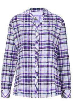 Рубашка Lacoste                                                                                                              многоцветный цвет