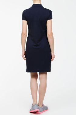 Платье Lacoste                                                                                                              синий цвет