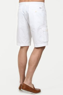Бермуды Lacoste                                                                                                              белый цвет