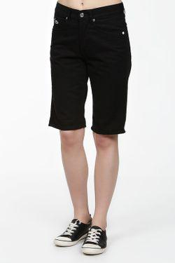 Бермуды Lacoste                                                                                                              чёрный цвет