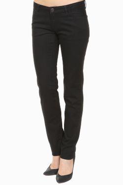 Брюки Lacoste                                                                                                              черный цвет