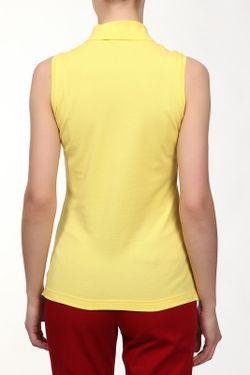 Поло Lacoste                                                                                                              желтый цвет