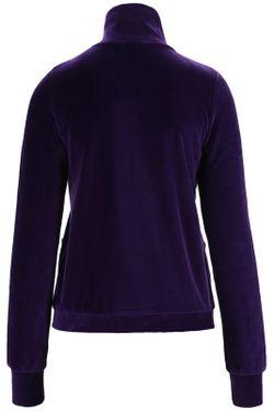 Толстовка Lacoste                                                                                                              фиолетовый цвет