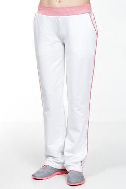 Спортивные Штаны Lacoste                                                                                                              белый цвет
