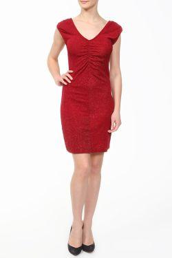 Платье Mondigo                                                                                                              красный цвет