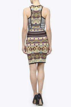 Платье Джерси Yigal Azrouel                                                                                                              многоцветный цвет