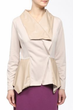 Жакет M&L Collection                                                                                                              бежевый цвет