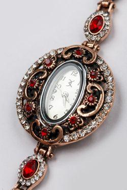 Браслет Часы Patricia Bruni                                                                                                              красный цвет