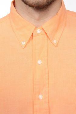Сорочка Ralph Lauren                                                                                                              оранжевый цвет