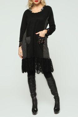 Платье Kata Binska                                                                                                              черный цвет